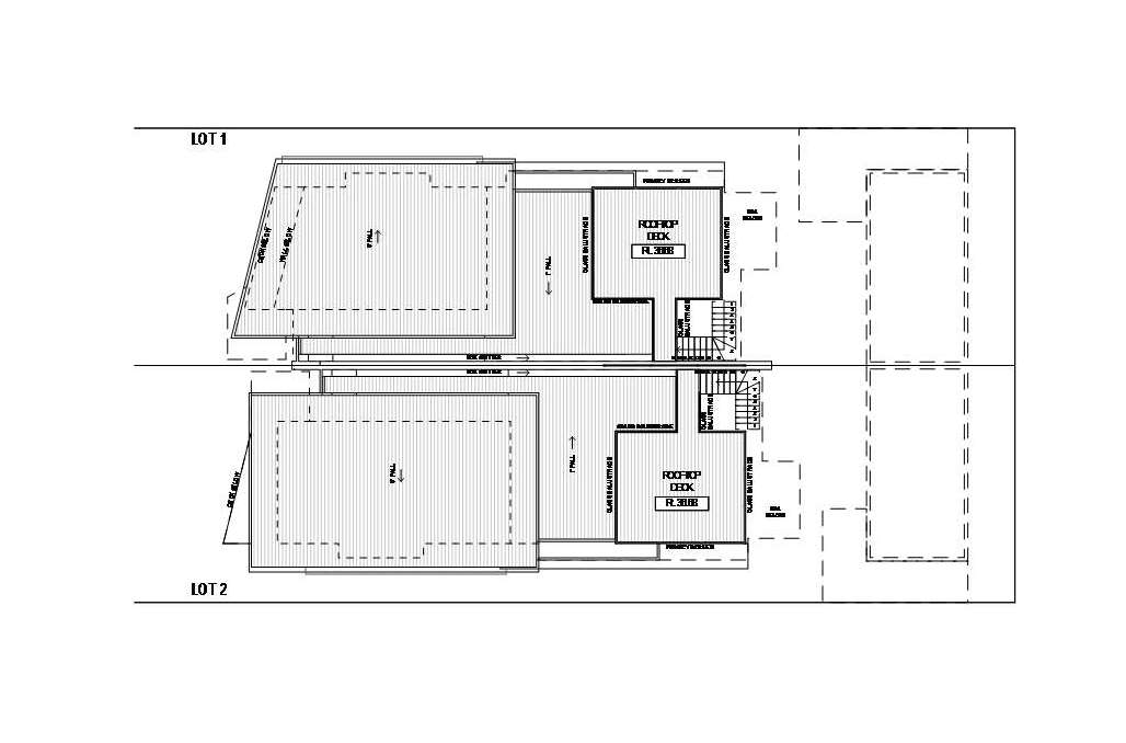 DD07 ROOF PLAN